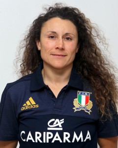 Parma, 13/12/2015, raduno della Nazionale femminile, squadra e profili individuali, Giuliana Campanella, team manager.