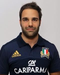 Parma, 13/12/2015, raduno della Nazionale femminile, squadra e profili individuali, Matteo Mizzon, video analyst.